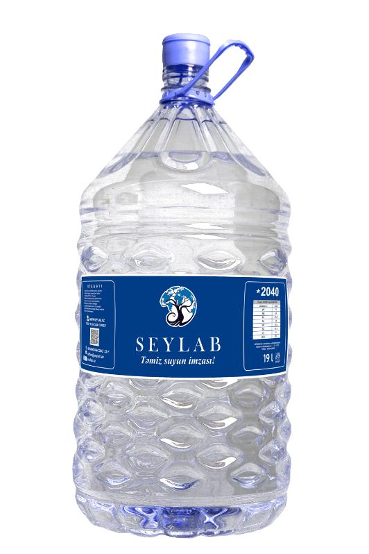 19 L Seylab water
