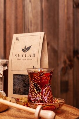 Seylab tea - Black tea (medium leaf)